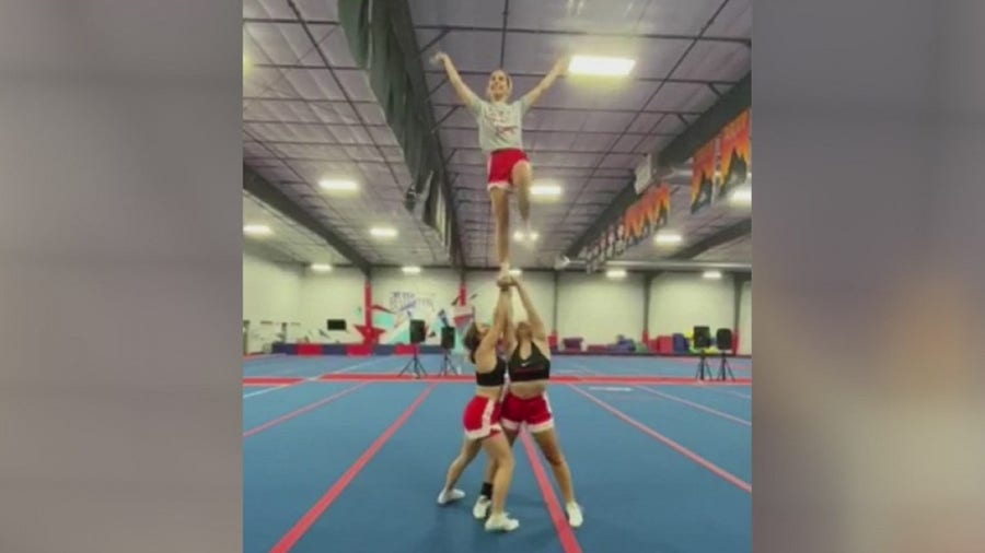 University of Houston cheerleader with life-changing diagnosis hopes to inspire others