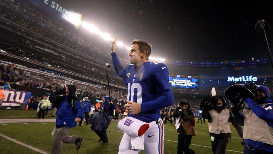 Eli Manning retiring after 16 seasons in NFL
