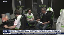 Houston Outlaws Homestand at Revention Music Center