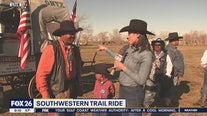 Southwestern Trail Ride