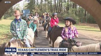 Texas Cattlemen's Trail Ride