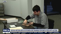 New center offers job training for autistic young adults