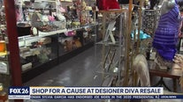 Shop for a cause at Designer Diva Resale