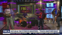 Keyun and the Zydeco Masters