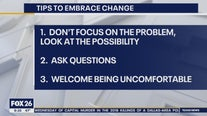 Important advice: how to embrace change