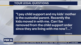 Your Legal Questions: Canceled insurance & child support