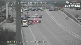 Southwest Freeway in Sugar Land reopens after deadly crash
