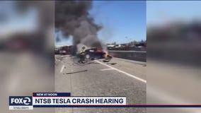 NTSB: Driver in fatal Tesla crash was playing video game