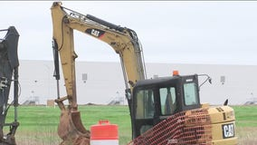 Worker killed in trench collapse