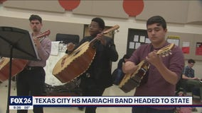 Texas City Mariachi Band headed to state competition