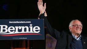 Bernie Sanders wins Nevada caucuses, takes national Democratic lead