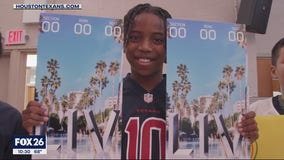 Houston boy featured in Super Bowl pregame entertainment