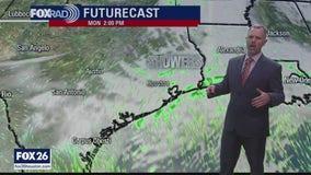 Monday Early Morning Weather Forecast