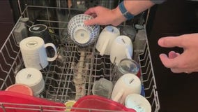 How to properly load the dishwasher