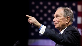 Houston mayor endorses Michael Bloomberg for president