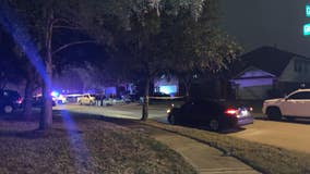 17-year-old boy shot in face in Katy