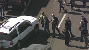 Suspect in custody following police chase in Phoenix