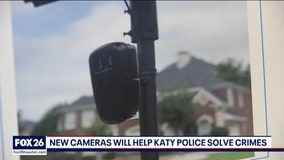 Katy police deploys 22 license plate reading cameras