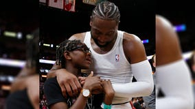 'You are a leader': Dwyane Wade recalls moment his 12-year-old came out as transgender