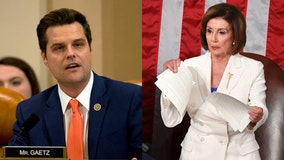 Florida Rep. Matt Gaetz to file ethics charges against Pelosi for ripping up Trump's SOTU speech
