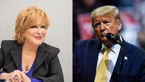 'I'm more upset that a parasite won the White House': Bette Midler slams Trump over Oscar remarks