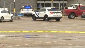 Gunman dead, 2 officers hurt in shooting at Arkansas Walmart