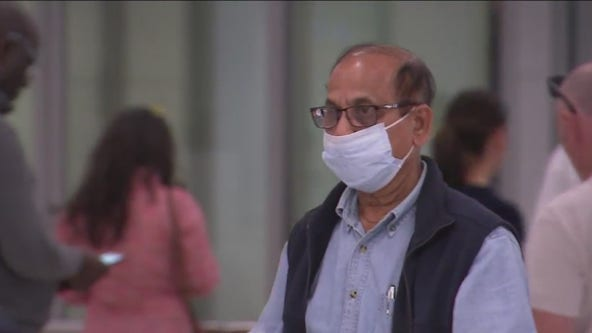 How airports are dealing with coronavirus