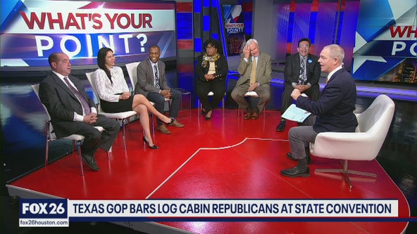 Inclusion just a delusion, Texas GOP denies Log Cabin Republicans - What's Your Point?