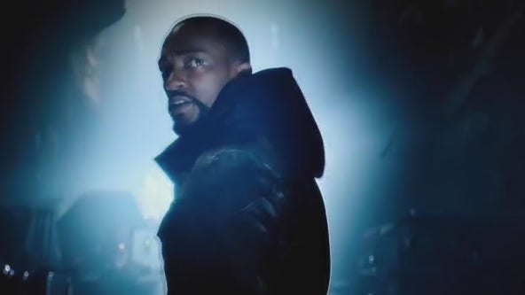 Anthony Mackie takes over in season 2 of 'Altered Carbon'