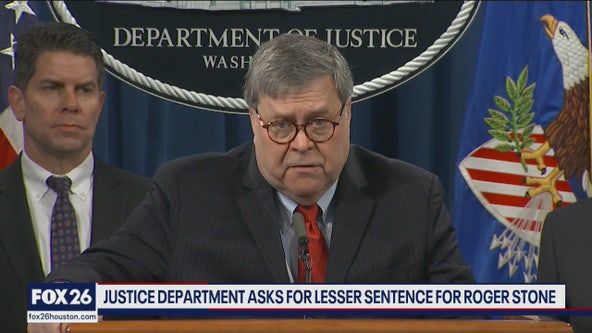 Attorney General William Barr lashes out at President Trump- What's Your Point?