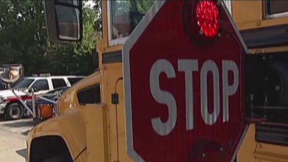 Bus drivers want HISD to provide disinfectant to keep kids from getting sick
