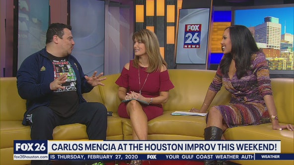 Carlos Mencia at the Houston Improv