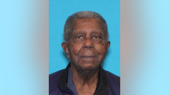 Houston police search for missing 94-year-old man