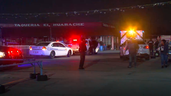7 people shot at north Houston flea market: HCSO