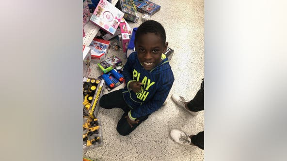 Missing child found! Amber Alert cancelled, police still searching for suspects