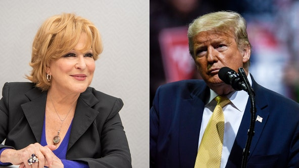 'I'm more upset that a parasite won the White House': Bette Midler slams Trump over Oscar remarks