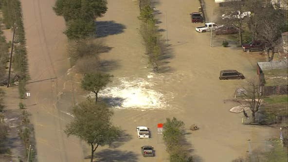 What to do if your car or home was damaged in the water main break