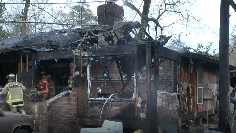 Cleveland House Fire