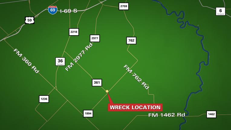 Fatal Crash in Fort Bend County