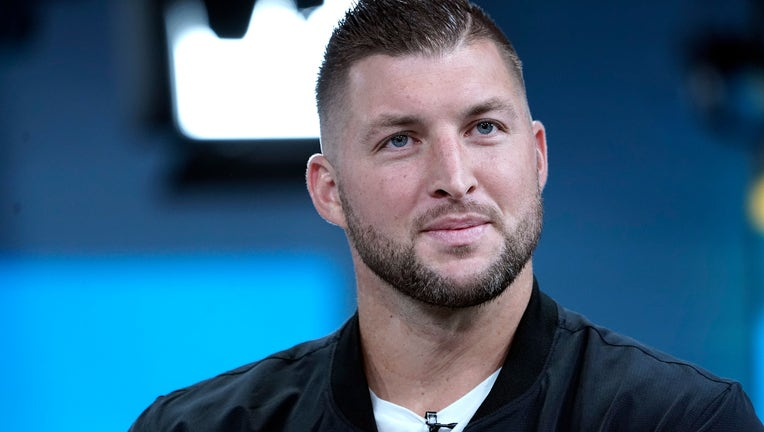 Tim Tebow Visits