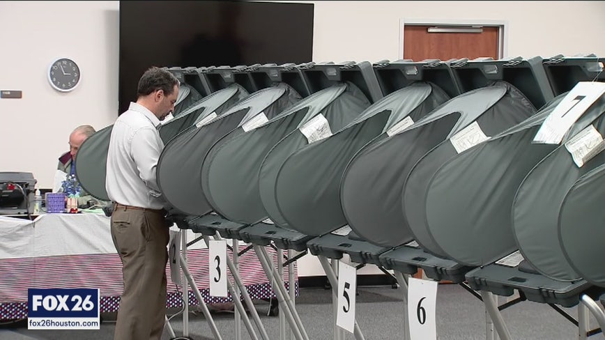 Court temporarily blocks order over straight-ticket voting in Texas
