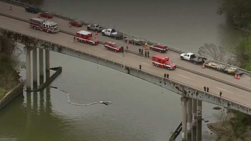 Authorities respond to reports of body in Buffalo Bayou: HPD