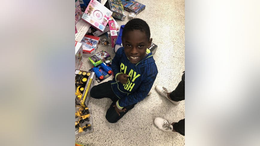 Amber Alert issued for Houston boy taken in stolen car