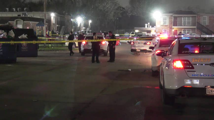 Man killed in shooting at Haverstock Hills Apartments