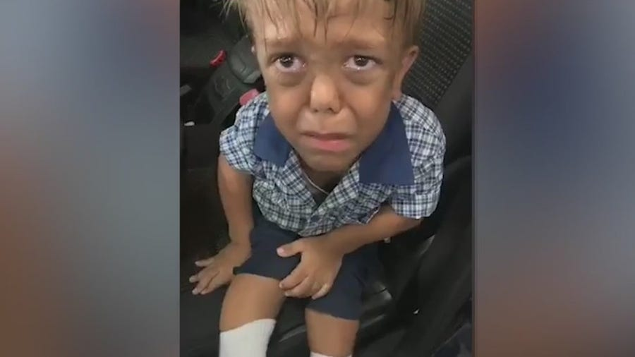 Was that fake? Skepticism circling around child in viral bullying video