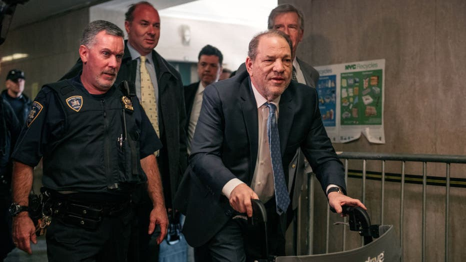 e5b99c35-Jury Deliberations Continue In Harvey Weinstein Rape And Assault Trial