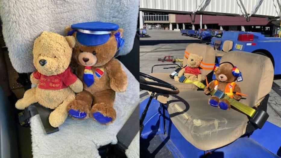 Pooh Bear big adventure