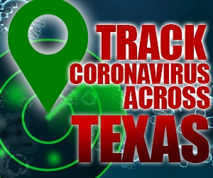INTERACTIVE MAP: Texas COVID-19 Cases