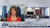 Free COVID-19 testing site to open in Sugar Land