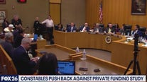 Harris County constables push back against Commissioner Adrian Garcia- What's Your Point?